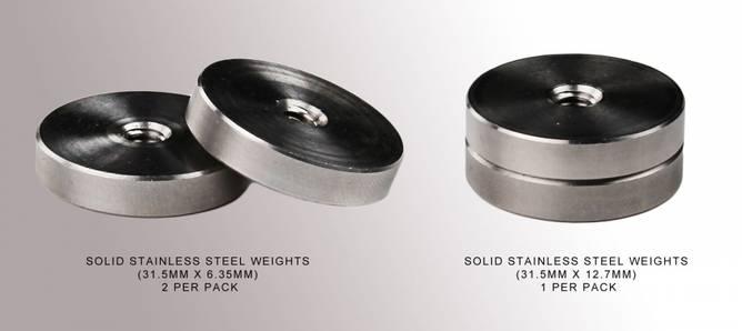 Bilde av Mybo Solid Stainless Steel Weight